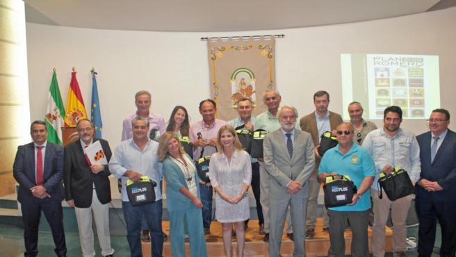 Nota De Prensa Y Foto (Comité Asesor Del Plan Romero)