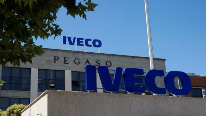 Sede de la empresa Iveco en San Fernando de Henares.