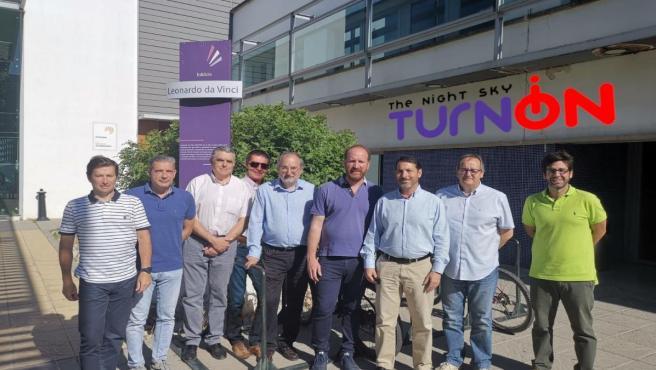 Córdoba.- La UCO y la empresa Inersur colaboran en un proyecto tecnológico para evitar la contaminación lumínica
