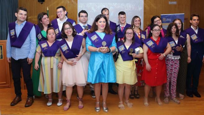 Sevilla.- Alumnado, profesorado y entidades colaboradoras se reúnen en la clausura del programa Fevida en la UPO