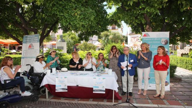 Málaga.- Marbella se suma a la celebración del