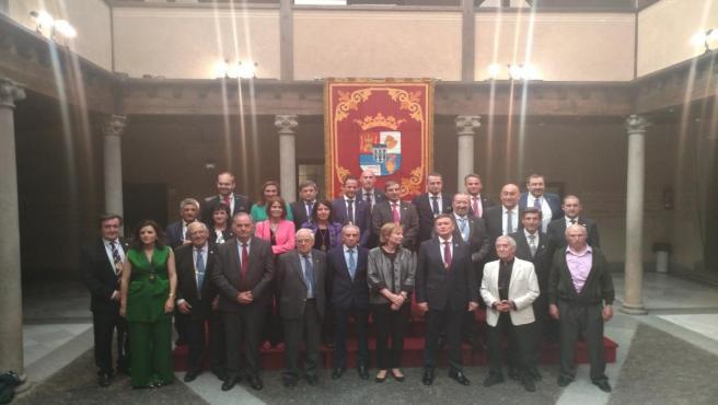 La Diputación de Segovia celebra el Día de la Provincia y entrega galardones a diferentes colectivos y personalidades