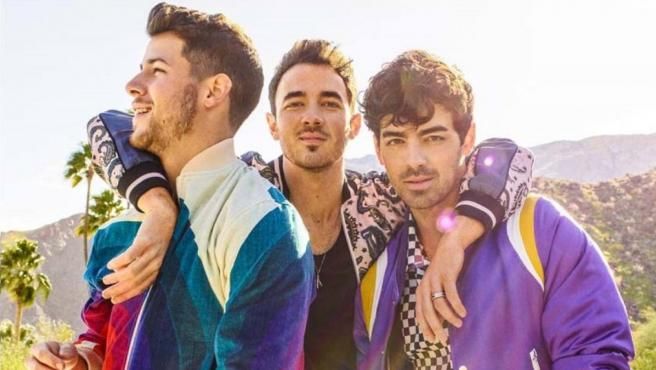 El grupo Jonas Brothers.
