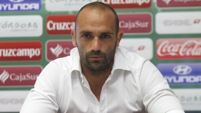 Raúl Bravo, en una foto de archivo.