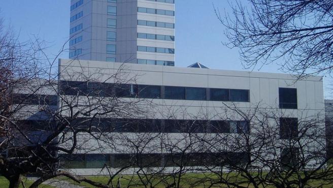 Imagen de la sede de Johnson & Johnson en Nueva York.
