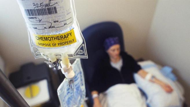 Tratamiento de quimioterapia.