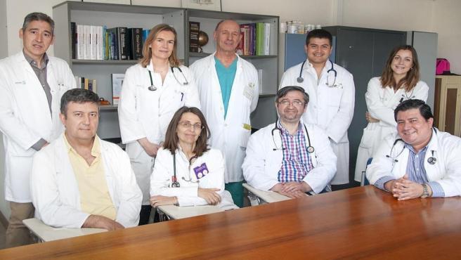 reunión para el cáncer de próstata