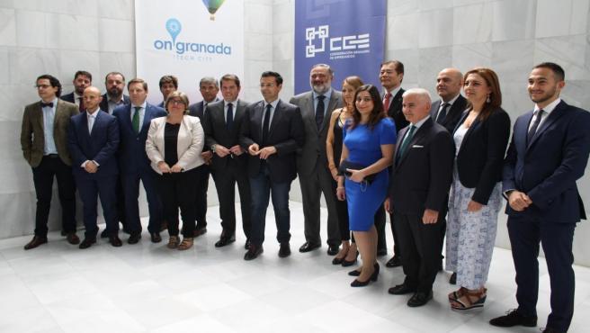 Granada.- OnGranada refuerza su presencia internacional con embajadores en Canadá, Golfo Pérsico, Reino Unido y Colombia