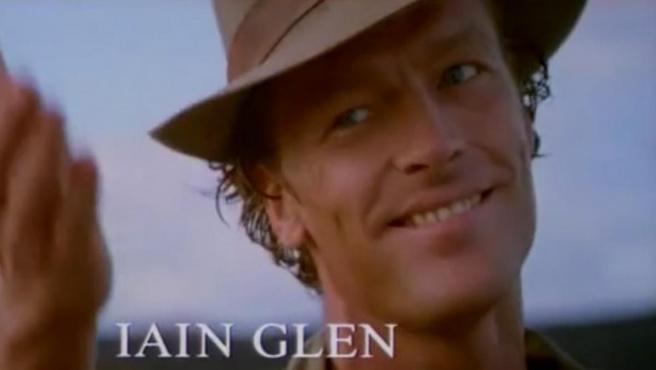 Iain Glen en la película española 'Mararía'.