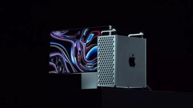 El Mac Pro, el nuevo ordenador de sobremesa de Apple.