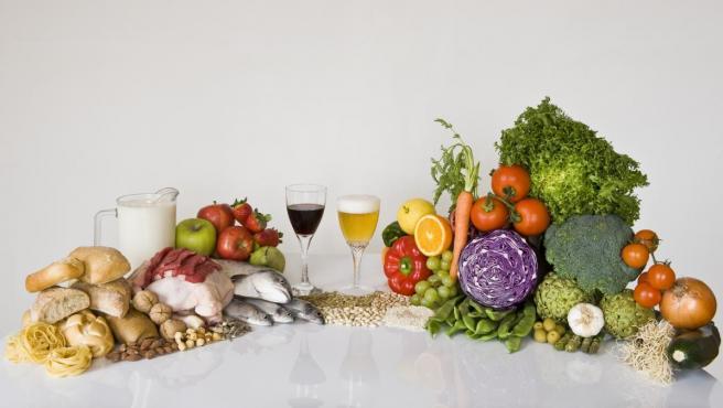 dieta mediterranea menu semanal brasileño