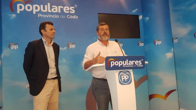 Cádiz.- El PP dice que los presupuestos de la Junta ponen en marcha una provincia que estaba 'paralizada'