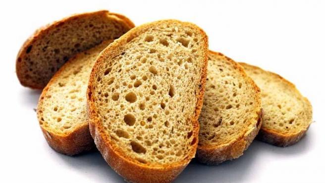 El celiaco no tolera el gluten que se encuentra en el trigo.