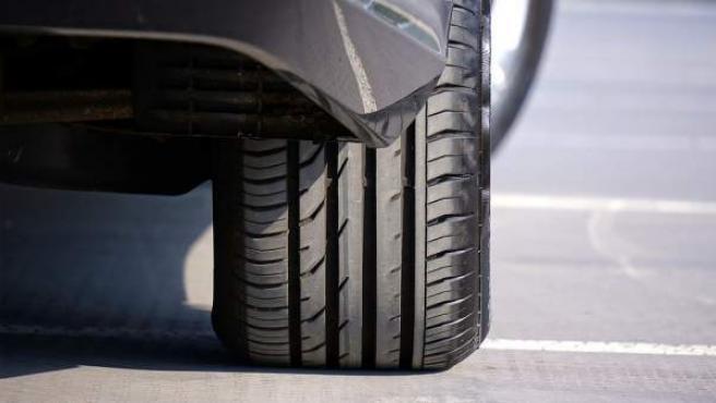 Es muy importante medir el aire de los neumáticos con cierta periodicidad.