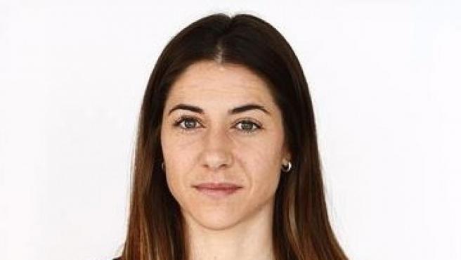 Vicky Losada, jugadora de la selección española de fútbol