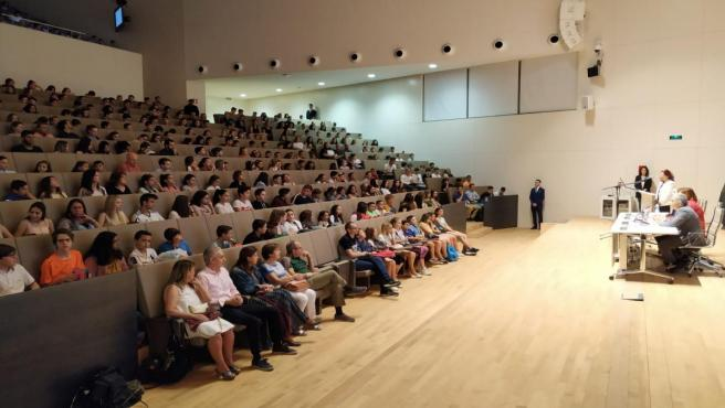 Granada.- Educación.- Profesores y familiares abordan en unas jornadas la educación a jóvenes con especial motivación