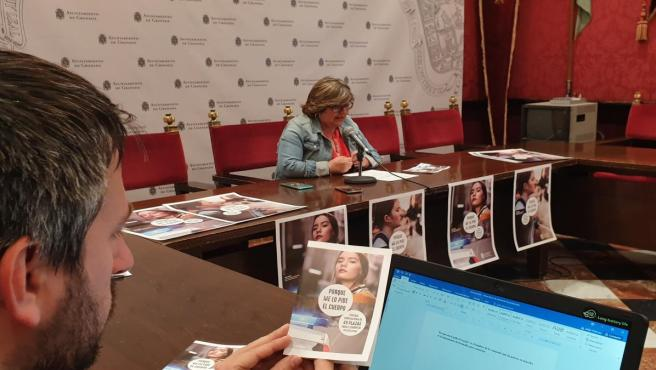 Granada.- Una campaña anima a las mujeres a presentarse a las oposiciones de Policía Local y Bomberos