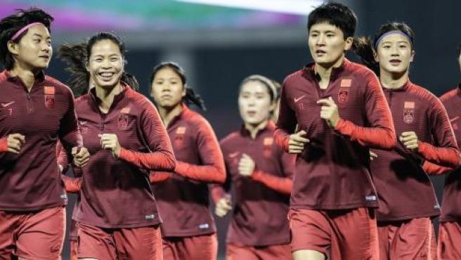 Selección china de fútbol.