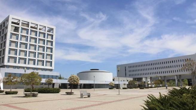 Campus de Móstoles de la Universidad Rey Juan Carlos (URJC).