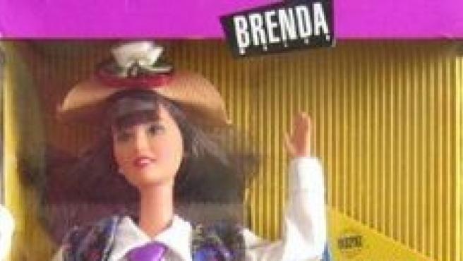 Barbie de Brenda, uno de los personajes de 'Sensación de Vivir'.