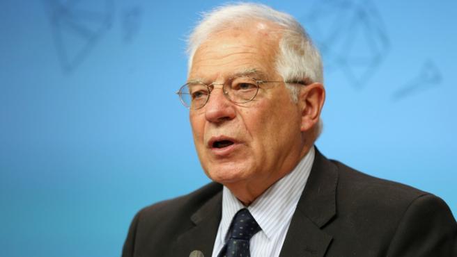 Josep Borrell en una imagen de archivo.