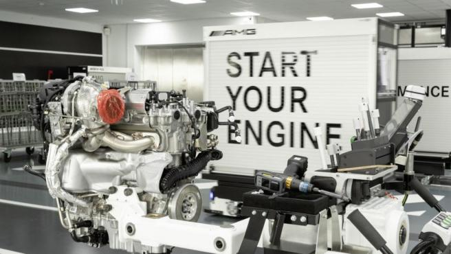 El motor M 139 dispone de dos niveles de potencia: 421 y 387 caballos.