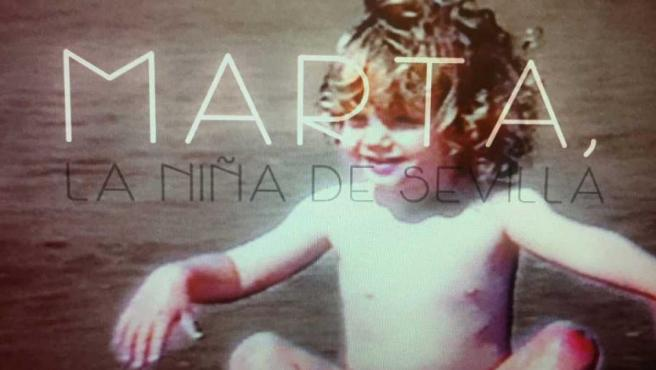 Documentos TV emite este martes 'Marta, la niña de Sevilla', una nueva perspectiva del caso Marta del Castillo