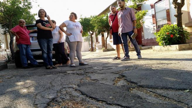 Sevilla.- Adelante critica el 'abandono' del Higuerón y reclama un 'trato municipal digno' para sus vecinos