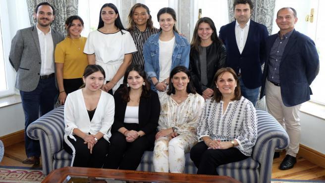 Santander.- Alumnos del TEC Monterrey visitan la ciudad para completar su formación