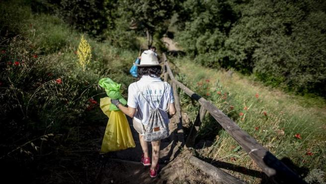 Organizan dos recogidas colaborativas de residuos en Baleares para 'limpiar los entornos naturales de basuraleza'