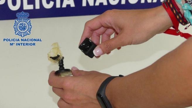Valencia.- Sucesos.- Detenido un hombre por colocar una cámara oculta en un baño de mujeres del campus de la UPV