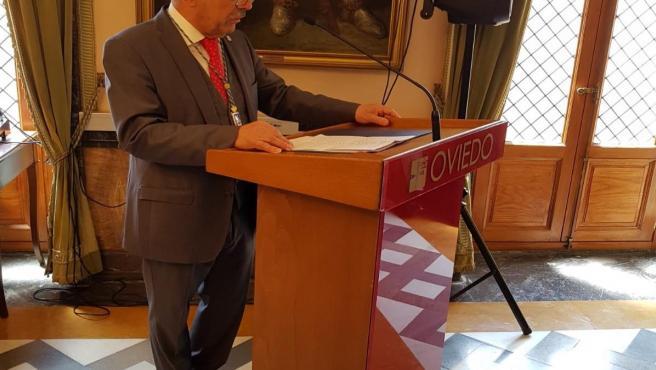 26M-M.-Oviedo- López (PSOE) confía en la ciudadanía para poder 'seguir avanzando por esta ciudad'