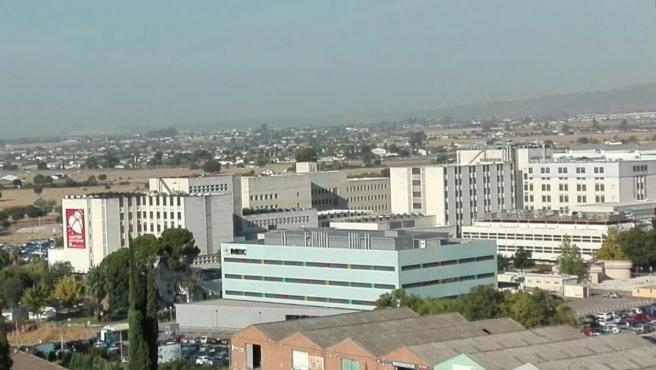 Córdoba.- Sucesos.- Permanece en planta del Reina Sofía el varón herido en el accidente mortal de la N-432 en Baena