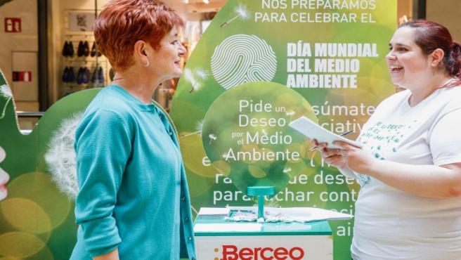 El embalse de La Grajera, lugar favorito de visitantes del CC Berceo para disfrutar de la calidad del aire