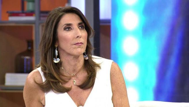 La actriz, humorista y presentadora Paz Padilla, entrevistada en 'Viva la vida'.