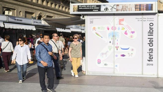 Zaragoza.- La Feria del Libro cierra sus puertas tras acoger a más de 650 autores