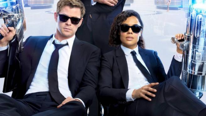 Por supuesto que 'Men in Black: International' tiene bromas a costa de Marvel