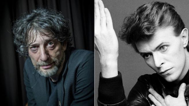 Duncan Jones quiere hacer un biopic sobre su padre David Bowie junto a Neil Gaiman