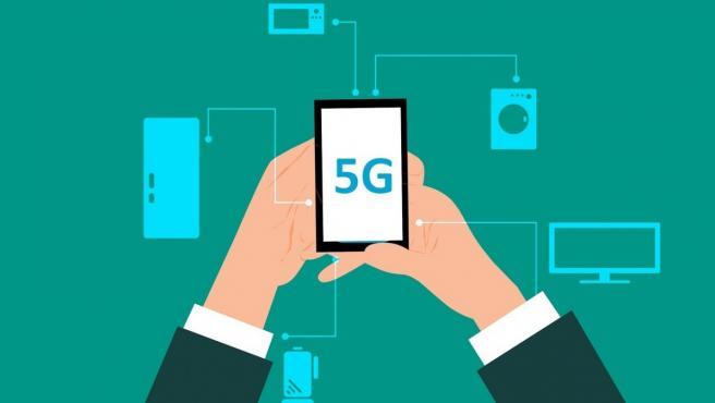 La tecnología 5G llega en 2019 y permitirá una mayor conectividad entre dispositivos.