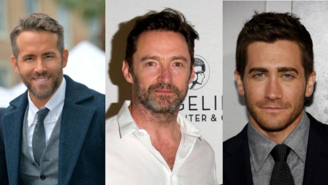 Jake Gyllenhaal y Ryan Reynolds trollean a Hugh Jackman una vez más