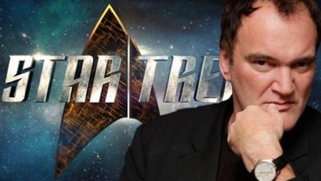Tarantino confirma que su 'Star Trek' será para adultos