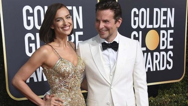 Bradley Cooper e Irina Shayk, en enero de 2019.