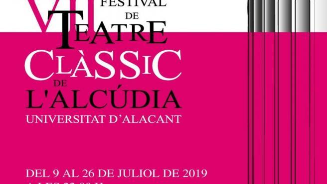 Cultura.- Aristófanes, Shakespeare, Sófocles y Eurípides se dan cita en el VIII Festival de Teatro Clásico de la UA