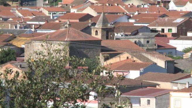 """Imagen de Cordobilla de Lácara, el municipio pacense en el que se van a repetir las municipales por """"graves irregularidades""""."""