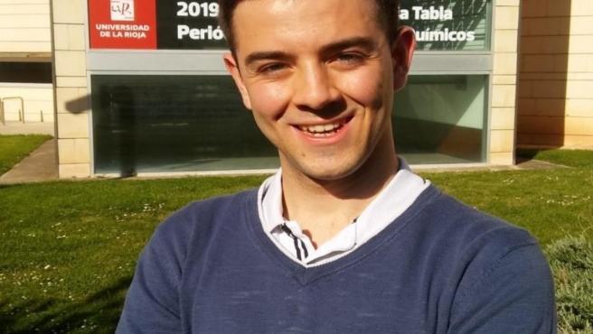 IUPAC elige a Víctor Sabanza como representante del elemento 'Meitnerio' en la tabla periódica de los jóvenes