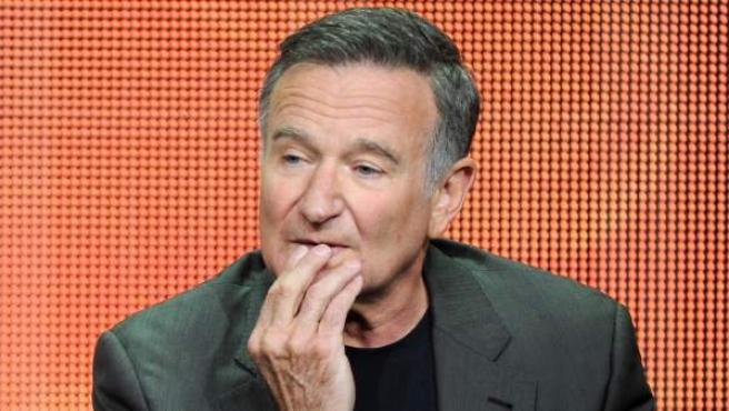El actor estadounidense Robin Williams, en un evento en 2013.