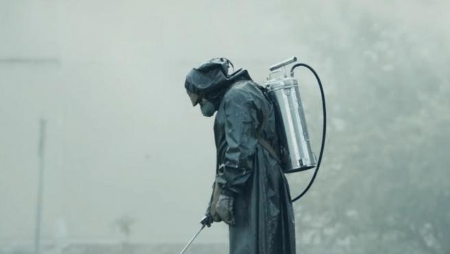 Una imagen de la serie de HBO 'Chernobyl'.