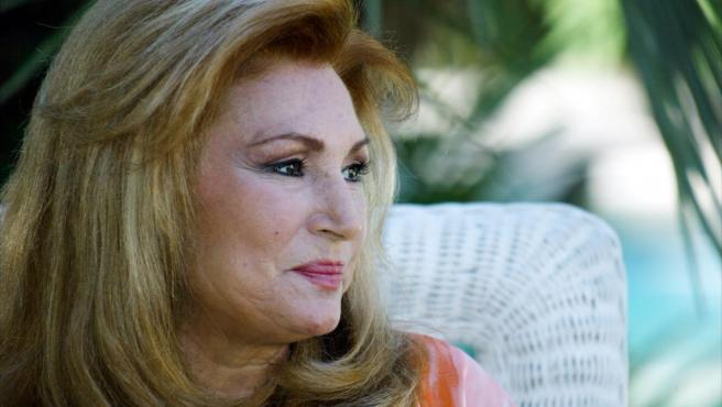 La cantante Rocío Jurado, en una foto de archivo.