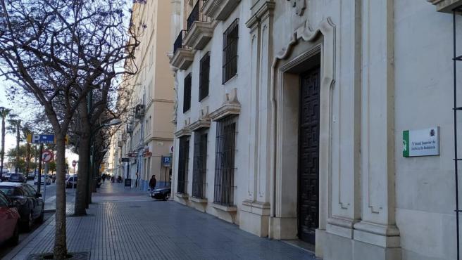 Málaga.- Los asuntos pendientes en la Sala de lo Contencioso del TSJA aumentan un 10%