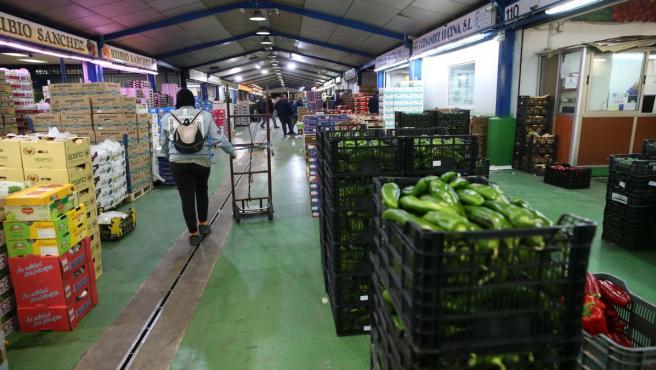 Mercamálaga invierte 570.000 euros en su plan de mejora de infraestructuras